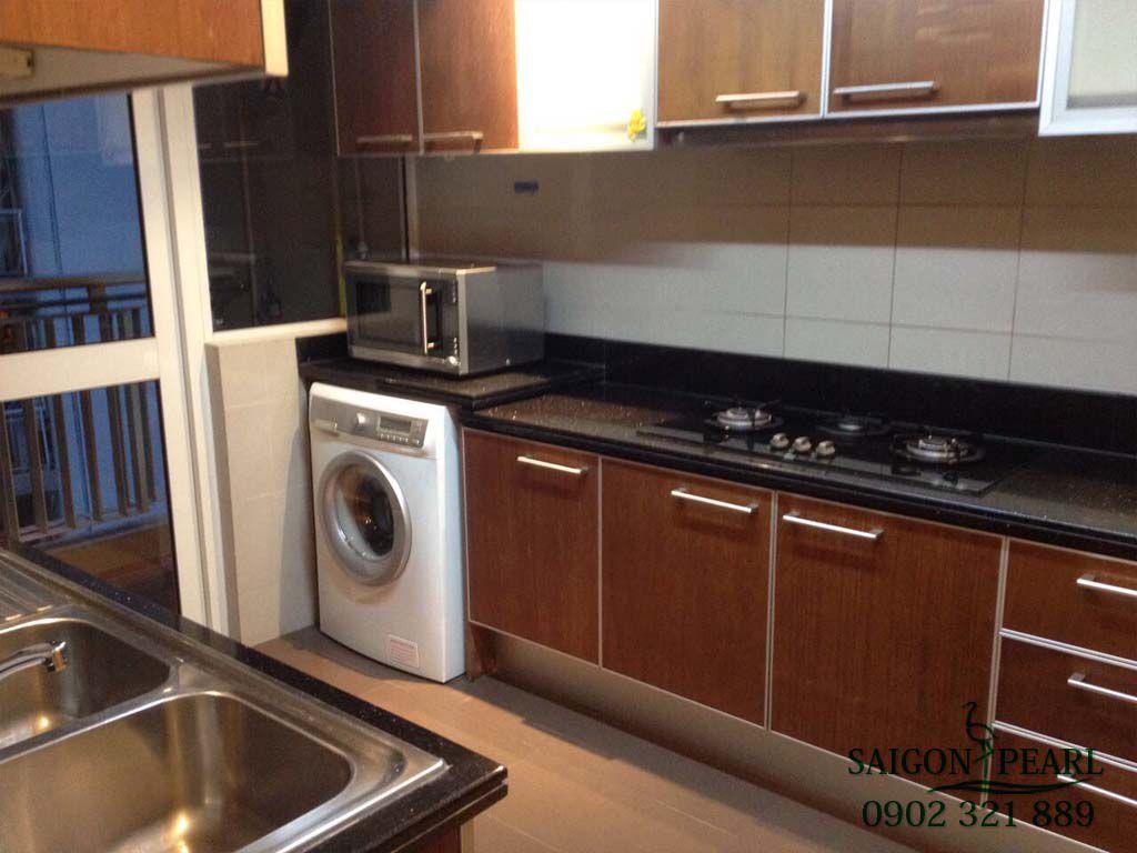 Cho thuê căn hộ Saigon Pearl quận Bình Thạnh giá rẻ - 7