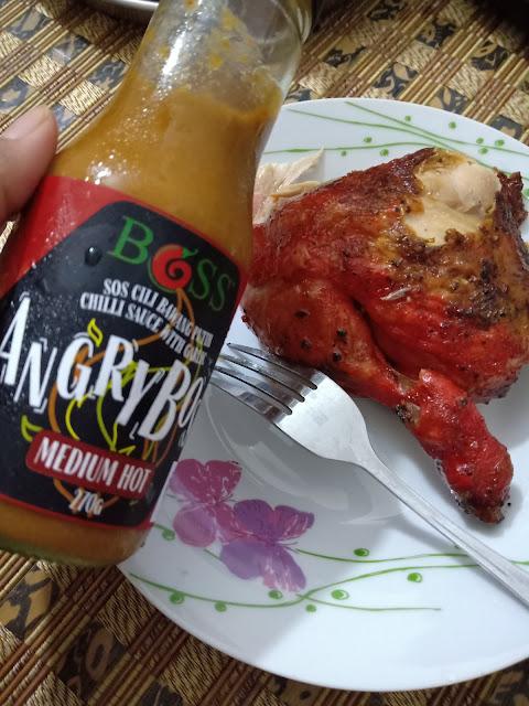 Boss Chilli Sauce memang Sedap dan Berbaloi Untuk Dimiliki