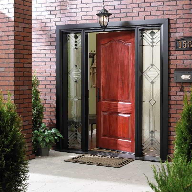 ツ 40+ model desain pintu utama rumah minimalis & contoh gambar