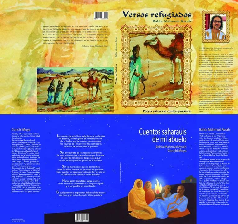 Versos De Libros: Poemario Por Un Sahara Libre: Estaremos Firmando En La