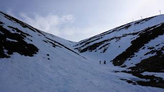 Cairngorm Ciste winter skills