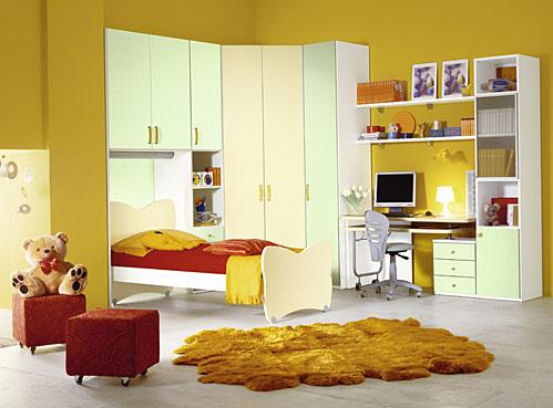 Design classic interior 2012 lindas habitaciones - Habitaciones amarillas ...