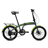 20 pacific 2980ht-disc folding bike