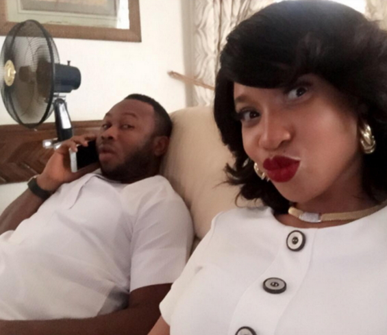 tonto dikeh needs deliverance spirit of anger