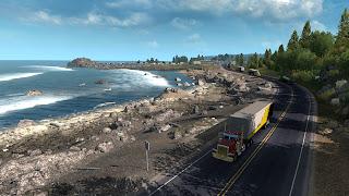 ats news, ats 1.32, american truck simulator, official developments, ats oreon dlc, oregon map, american truck simulator orgeon map dlc screenshots1