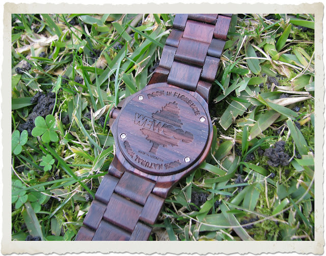 wewood orologio date chocolate