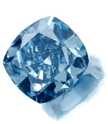 Most Luxurious Blue Diamond Sold By Petra Diamond Ltd