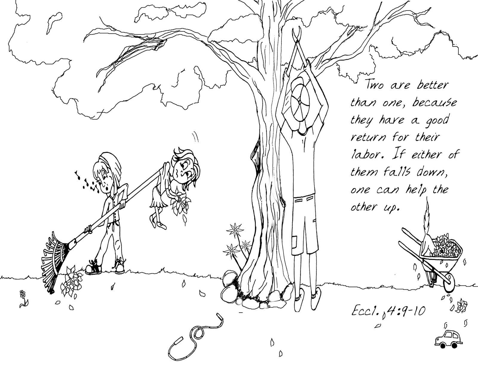 Companioning with Holy Spirit: Coloring Pages