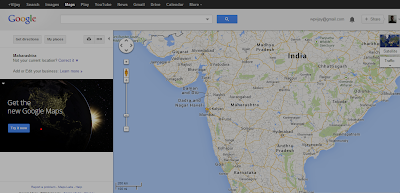Discover new worlds with the new and fresh Google Maps, preview version now available for desktop and mobile browsers