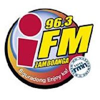 iFM Zamboanga 96.3 Mhz