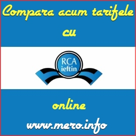 Compara tarifele online