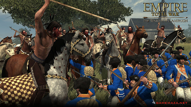 Empire Total War Gameplay Screenshot 5
