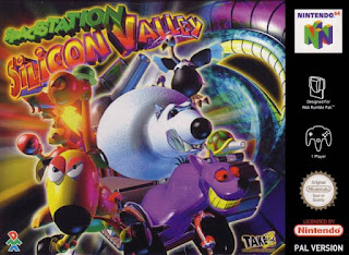 Space Station Silicon Valley ( BR ) [ N64 ]