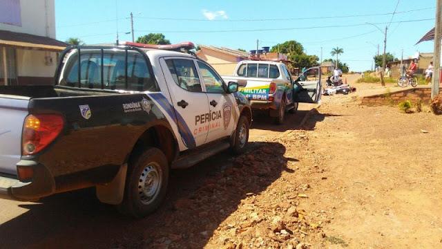 Duas crianças sofrem apenas escoriações em grave acidente