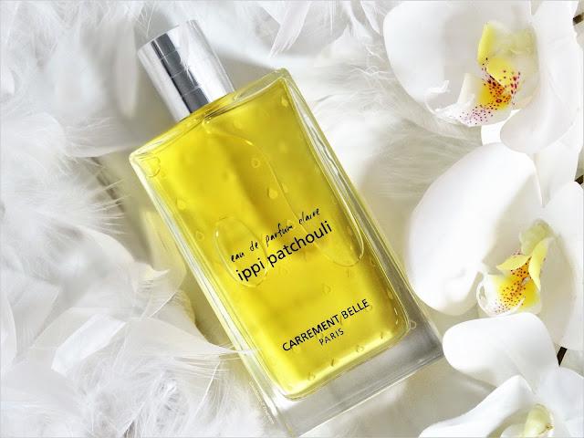 avis Ippi Patchouli Eau de Parfum Claire de Carrément Belle, parfum patchouli, parfum femme, blog parfum, avis parfum