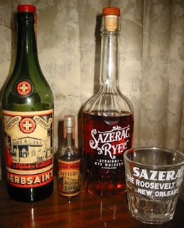 New Orleans Absinthe History: The Sazerac Beomes The ...