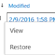SharePoint 2013 aspx pages version manipulation | Technology tips