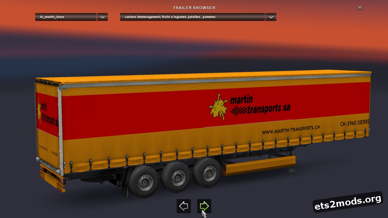 Trailers Pack by Pires_sergio 2