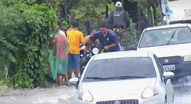 Juazeiro do Norte decreta situação de emergência por causa das fortes chuvas