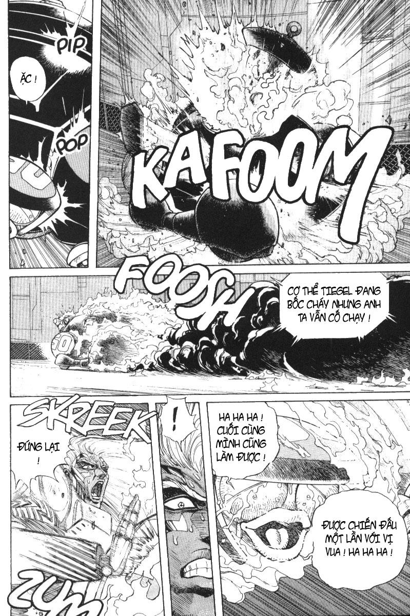 Battle Angel Alita chapter 22 trang 37