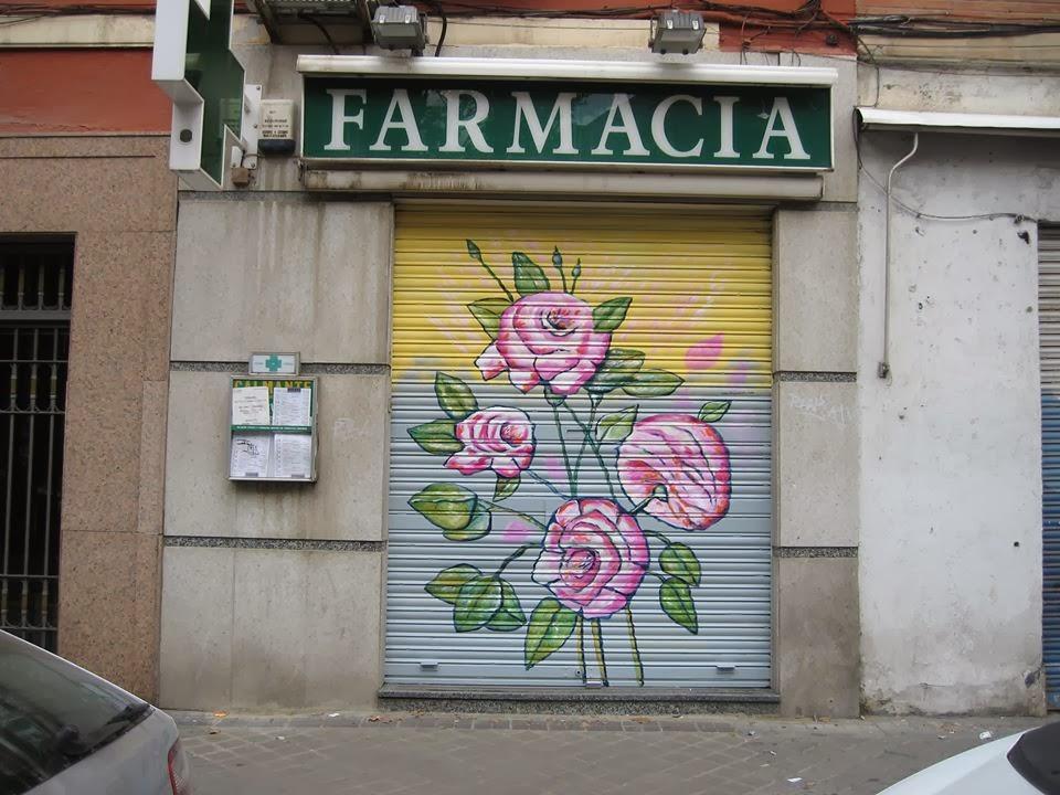 Pinturas Murales Madrid