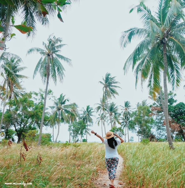 eksplor pulau tidung tanpa ikut open trip