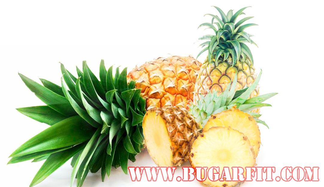 Manfaat Buah Nanas Untuk Diet Sehat