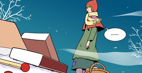 Mr. FAP (bộ mới) phần 141: Cô bé bán diêm