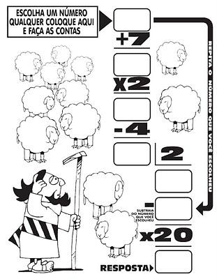 As Tontas Vão Ao Céu: Lição 23 do Manual A do C.T.R.