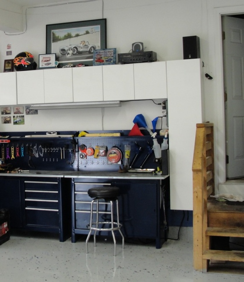 Home Priority: The Practical Yet Beautiful Of IKEA Garage