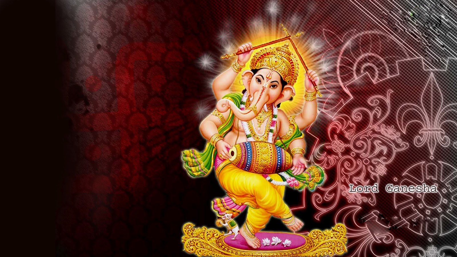 Shree Ganesh Hd Images: Lord Ganesha HD Wallpapers