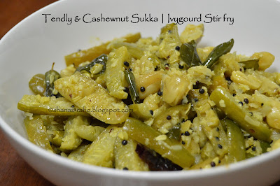 Tendly & Cashewnut Sukka