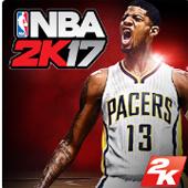 Update NBA basketball 2017 Apk data mod terbaru