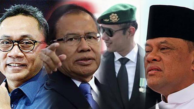 AHY, Zulhas, Rizal Ramli, dan Gatot Opsi Kuat Capres dan Cawapres Poros Ketiga