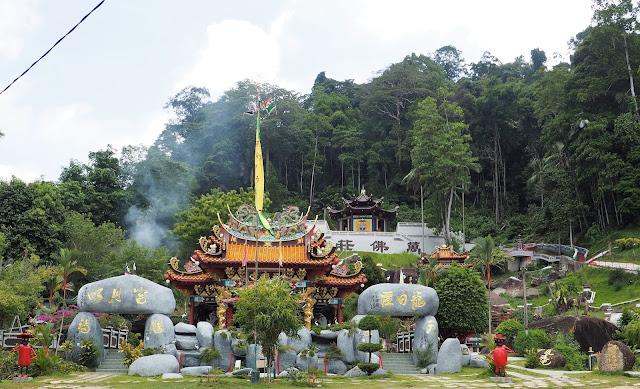 Foo Lin Kong Tempel Pangkor