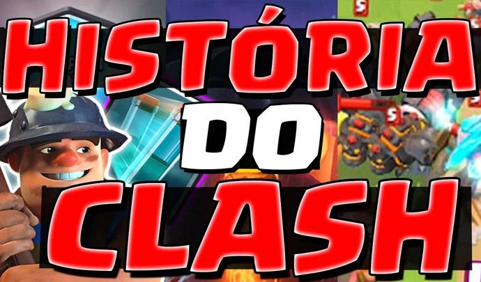 Histórico de atualizações do Clash Royale - 1