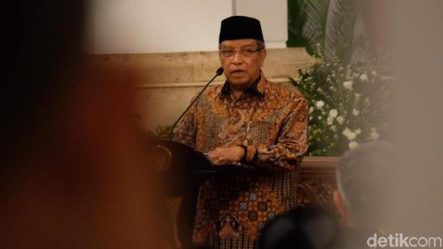 Kiai Said Aqil Siroj: Nabi Tidak Pernah Mendeklarasikan Negara Islam