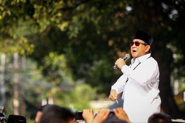 Bantah Andi Arief, Ketua DPP Gerindra Sebut Prabowo Selalu Senyap
