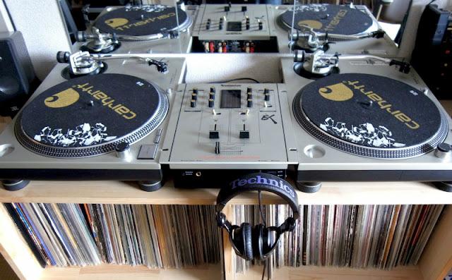 DJ機材|ターンテーブル