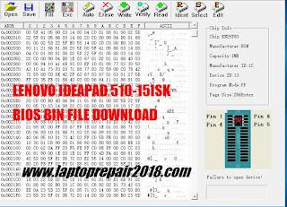 LAPTOP REPAIR TIPS: LENOVO G510 20238 BIOS  BIN FILE DOWNLOAD