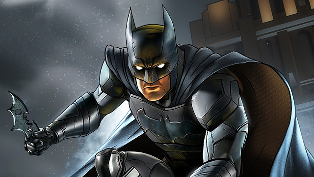 Análise Batman: The Enemy Within