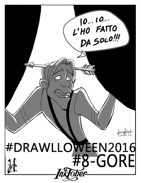 drawlloween-inktober-wiggins-pocahontas-lucyowlart
