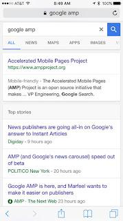 google-amp-la-gi