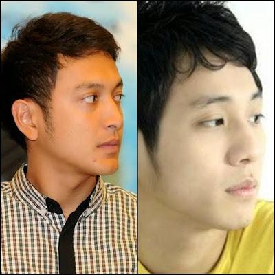 Dimas Anggara dan Junior Liem