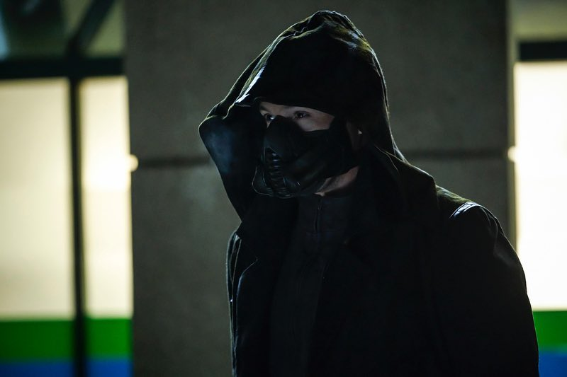 Fan Site: Chris Klein in The Flash / behind the scenes
