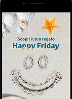 Logo Vodafone Happy Friday : sconto del 25% Samsung