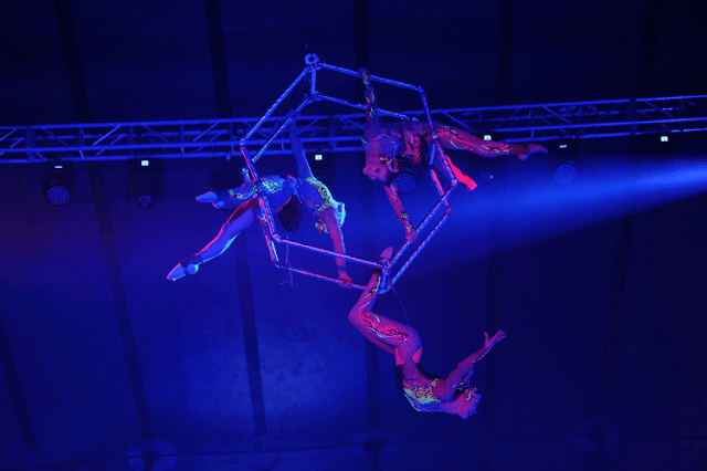 The Moscow Circus Tour of Malaysia 2018/19,