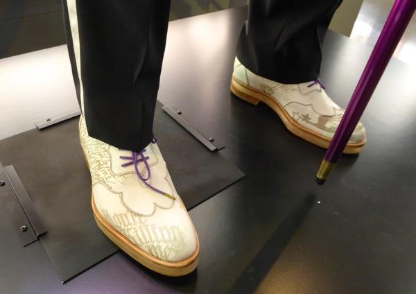 Suicide Squad Joker costume shoes