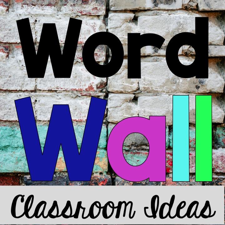 Making A Custom Word Wall
