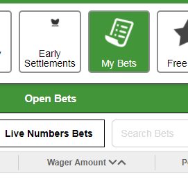 How To Check Betway Bet History
